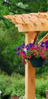 Constructii din lemn – pergole, foisoare